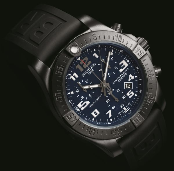 Breitling Chronospace Evo Night Mission Pеплики