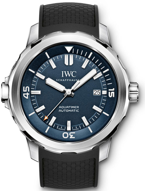 IWC Aquatimer Jacques-Yves Cousteau Копировать