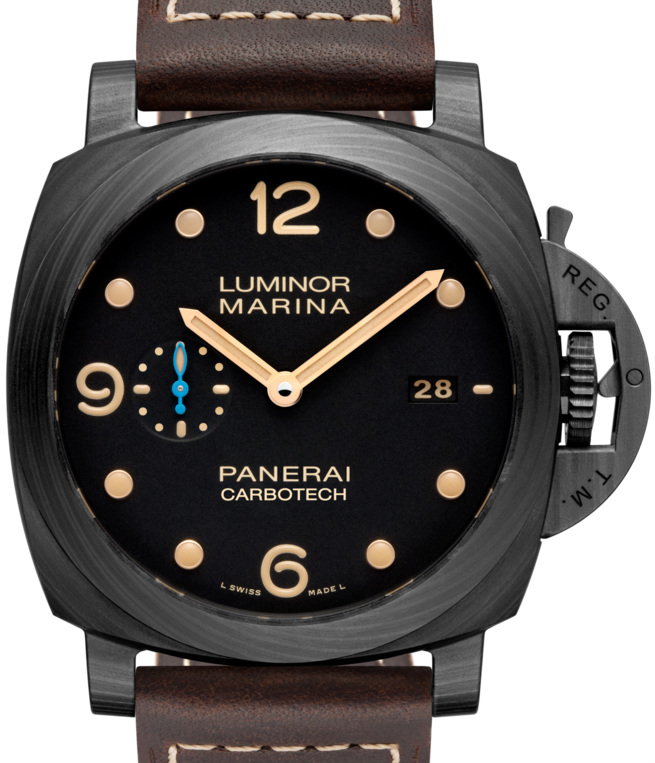Panerai Luminor Marina 1950 3 Days Carbotech PAM00661 Реплики