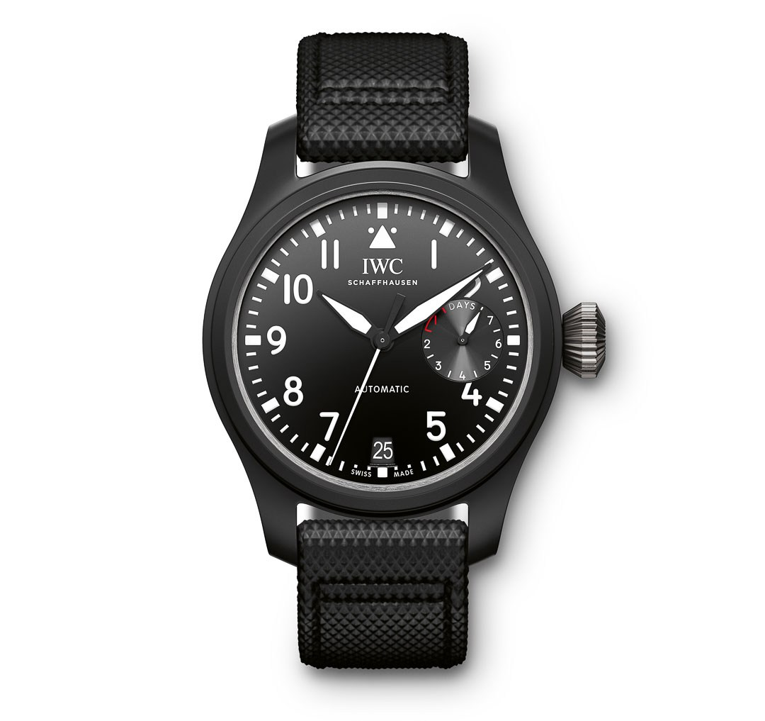 IWC Big Pilot's Watch Top Gun (ref. IW502001)