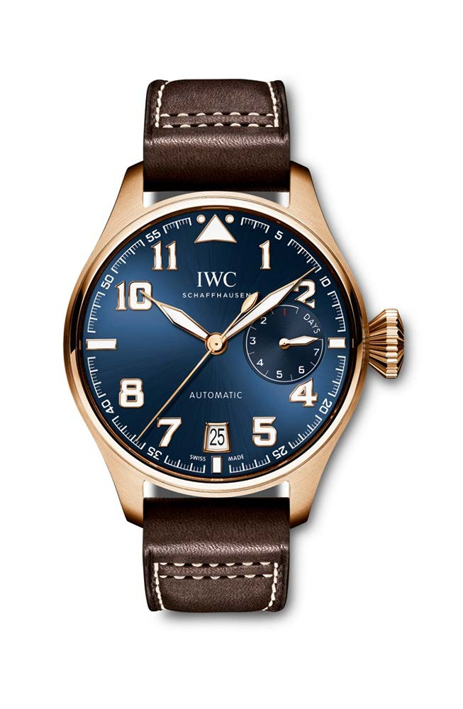"IWC Schaffhausen Big Pilot's Watch Edition ""Le petit Prince"""