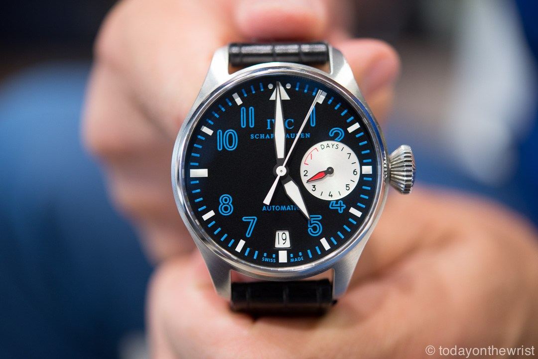 IWC Big Pilots Watch Edition Alexei Nemov