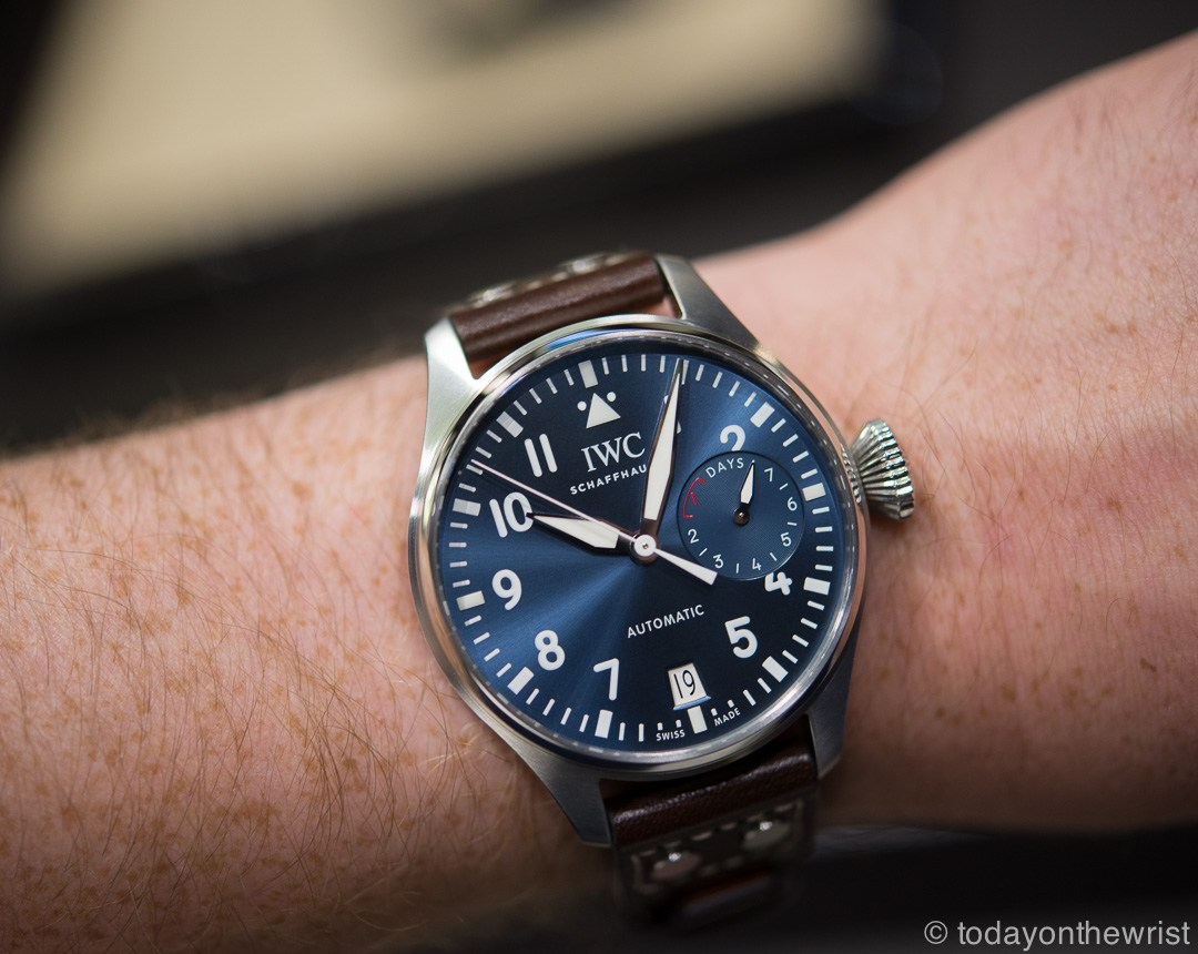 IWC Big Pilot's Watch Edition 'Le Petit Prince' - Ref. IW500916