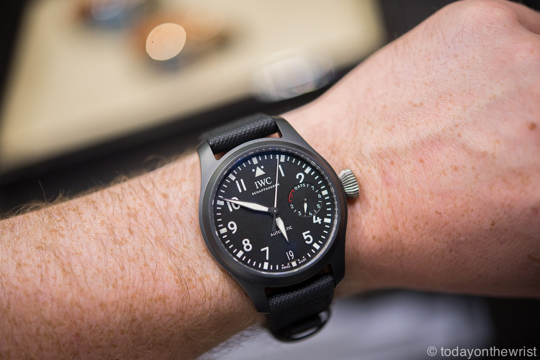 IWC Big Pilot's Watch Top Gun - Ref. IW502001