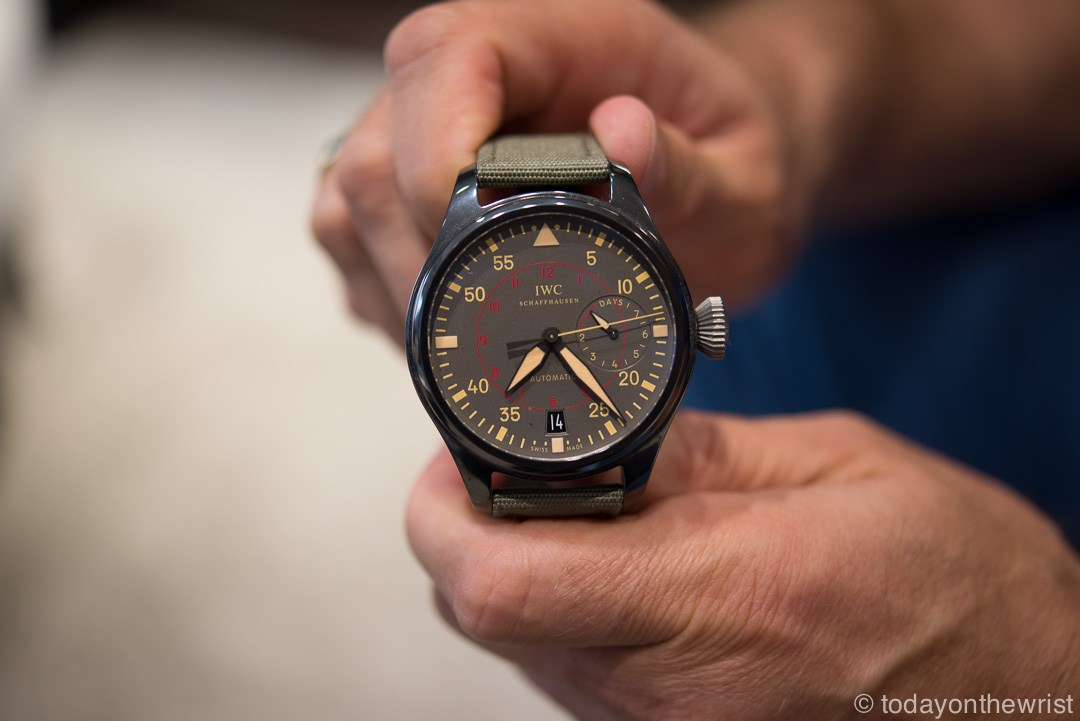 IWC Big Pilots TOP GUN Miramar