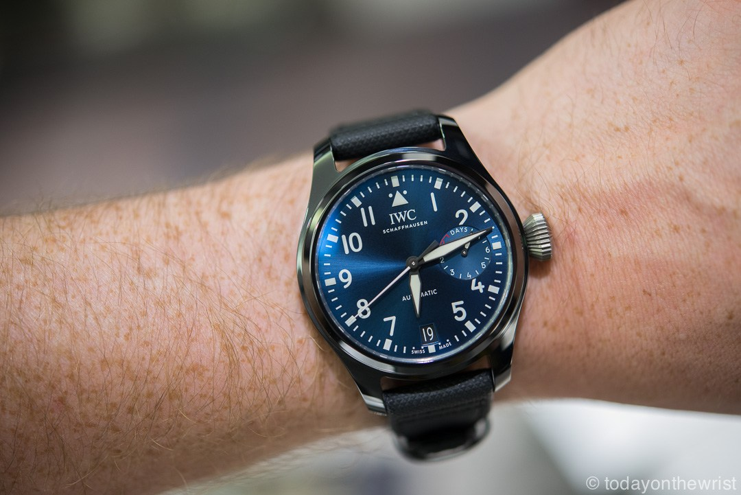 IWC Big Pilots Watch Edition Boutique Rodeo Drive