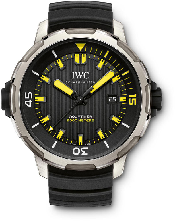 IWC Aquatimer Automatic 2000 Копировать